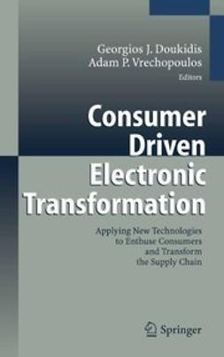 Doukidis, Georgios J. - Consumer Driven Electronic Transformation, ebook