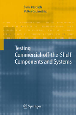 Beydeda, Sami - Testing Commercial-off-the-Shelf Components and Systems, ebook