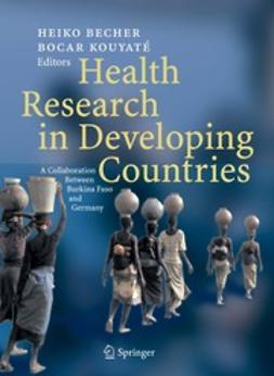 Becher, Heiko - Health Research in Developing Countries, ebook