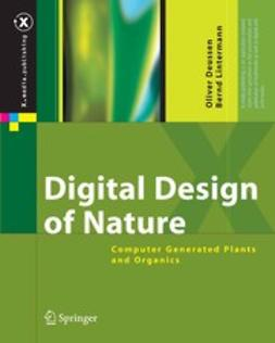 Deussen, Oliver - Digital Design of Nature, e-kirja