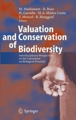 Buse, Ralph - Valuation and Conservation of Biodiversity, ebook