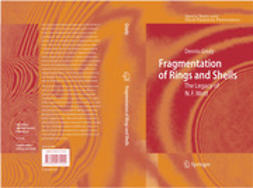 Grady, Dennis - Fragmentation of Rings and Shells, ebook