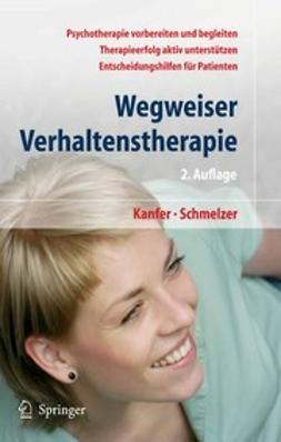 Kanfer, Frederick H. - Wegweiser Verhaltenstherapie, ebook