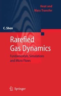 Mayinger, Franz - Rarefield Gas Dynamics, ebook