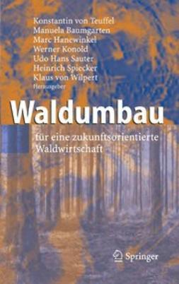 Baumgarten, Manuela - Waldumbau, ebook