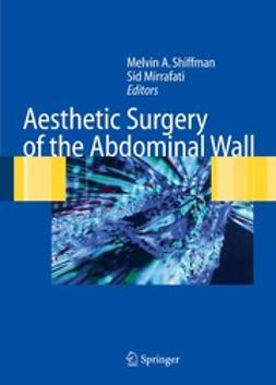 Mirrafati, Sid - Aesthetic Surgery of the Abdominal Wall, e-bok