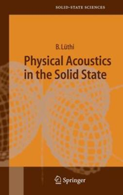 - Physical Acoustics in the Solid State, ebook