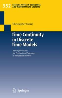 Time Continuity in Discrete Time Models