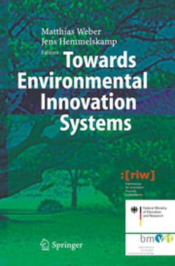 Hemmelskamp, Jens - Towards Environmental Innovation Systems, ebook