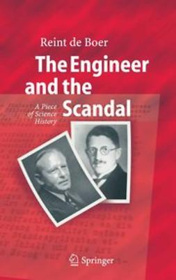 Boer, Reint - The Engineer and the Scandal, ebook