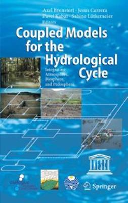 Bronstert, Axel - Coupled Models for the Hydrological Cycle, ebook