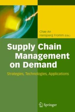 An, Chae - Supply Chain Management on Demand, ebook
