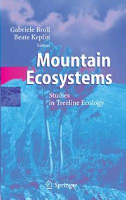 Broll, Gabriele - Mountain Ecosystems, ebook