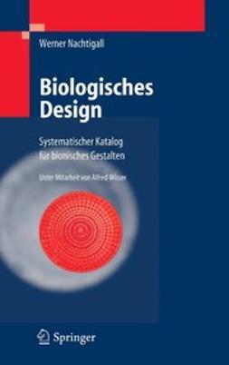 Nachtigall, Werner - Biologisches Design, ebook