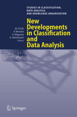 Arabie, Ph. - New Developments in Classification and Data Analysis, ebook