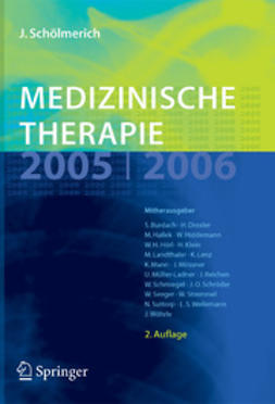 Schölmerich, Jürgen - Medizinische Therapie 2005|2006, ebook
