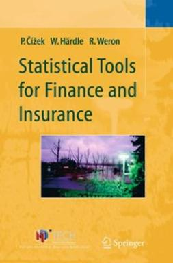 Härdle, Wolfgang - Statistical Tools for Finance and Insurance, e-kirja