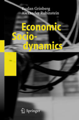 Grinberg, Ruslan - Economic Sociodynamics, ebook