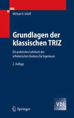 - Grundlagen der klassischen TRIZ, ebook