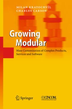 Carson, Charles - Growing Modular, e-kirja