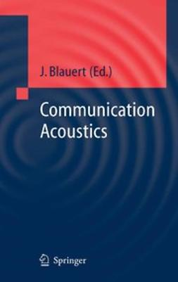 Blauert, Jens - Communication Acoustics, ebook