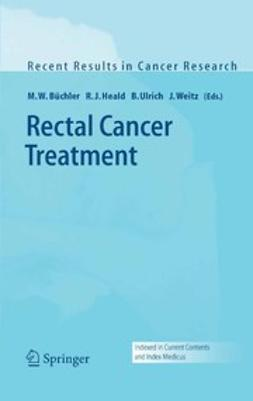 Büchler, Markus W. - Rectal Cancer Treatment, ebook