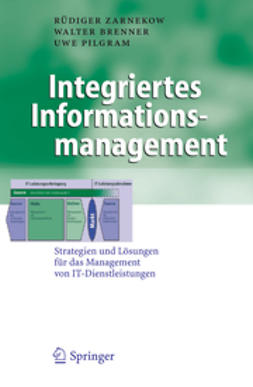 Brenner, Walter - Integriertes Informationsmanagement, ebook