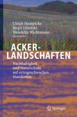 Hampicke, Ulrich - Ackerlandschaften, e-kirja