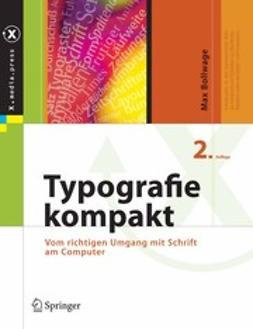 Bollwage, Max - Typografie kompakt, ebook