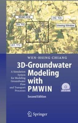 Chiang, Wen-Hsing - 3D-Groundwater Modeling with PMWIN, ebook