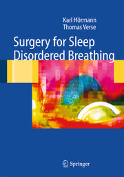Hörmann, Karl - Surgery for Sleep-Disordered Breathing, ebook