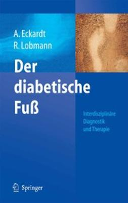 Eckardt, Anke - Der diabetische Fuß, ebook