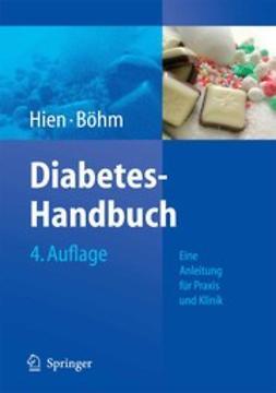 Böhm, Bernhard - Diabetes-Handbuch, e-bok