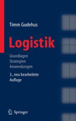 Gudehus, Timm - Logistik, ebook