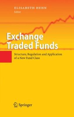 Hehn, Elisabeth - Exchange Traded Funds, ebook