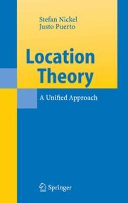 Albandoz, Justo Puerto - Location Theory, ebook