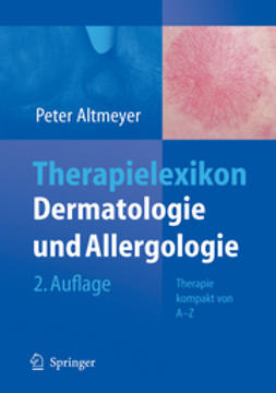 Altmeyer, Peter - Therapielexikon Dermatologie und Allergologie, ebook