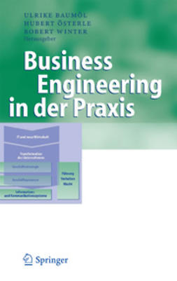 Baumöl, Ulrike - Business Engineering in der Praxis, e-bok