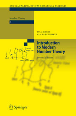 Manin, Yuri Ivanovic - Introduction to Modern Number Theory, e-bok
