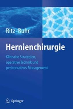 Buhr, Heinz J. - Hernienchirurgie, ebook
