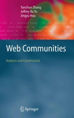 Hou, Jingyu - Web Communities, e-kirja
