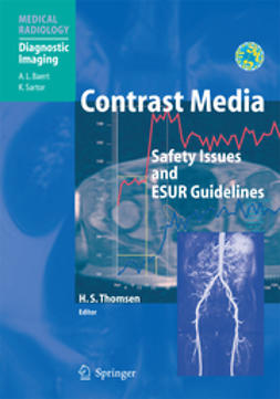 Thomsen, Henrik S. - Contrast Media, ebook
