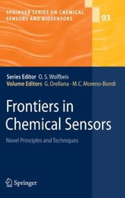 Moreno-Bondi, Maria C. - Frontiers in Chemical Sensors, ebook