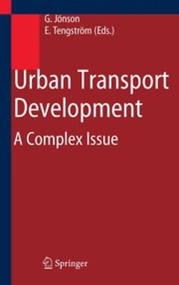Jönson, Gunilla - Urban Transport Development, ebook