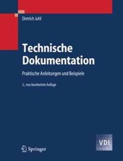 Juhl, Dietrich - Technische Dokumentation, ebook