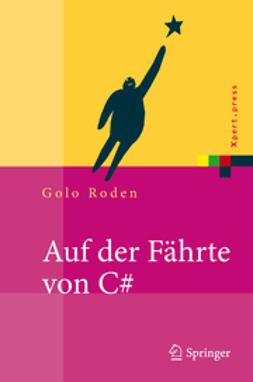 Roden, Golo - Auf der Fährte von C#, e-kirja