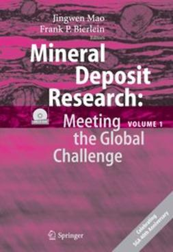 Mao, Jingwen - Mineral Deposit Research: Meeting the Global Challenge, e-bok