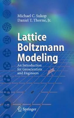 Sukop, Michael C. - Lattice Boltzmann Modeling, ebook