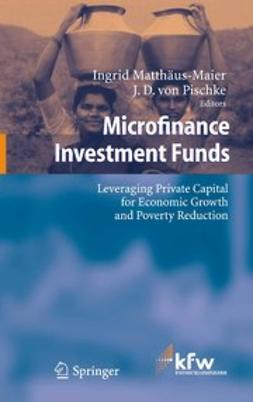 Matthäus-Maier, Ingrid - Microfinance Investment Funds, ebook