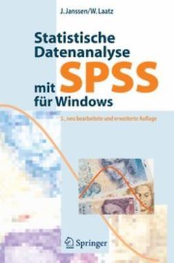 Janssen, Jürgen - Statistische Datenanalyse mit SPSS Für Windows, e-kirja